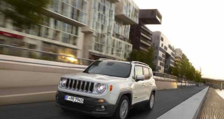 New Jeep Renegade Kumho tyre switch for handling