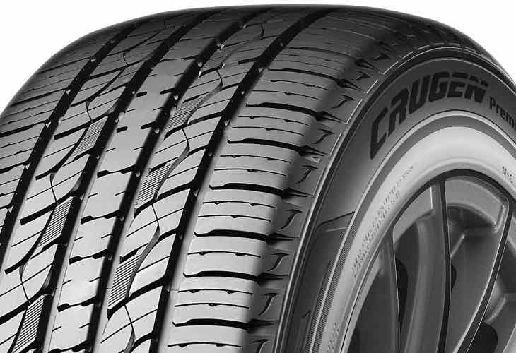 New Jeep Renegade tyres