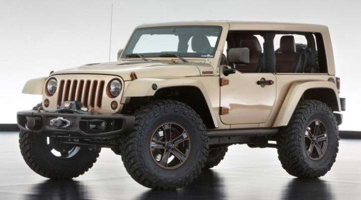 New Jeep Wrangler 2017 redesign