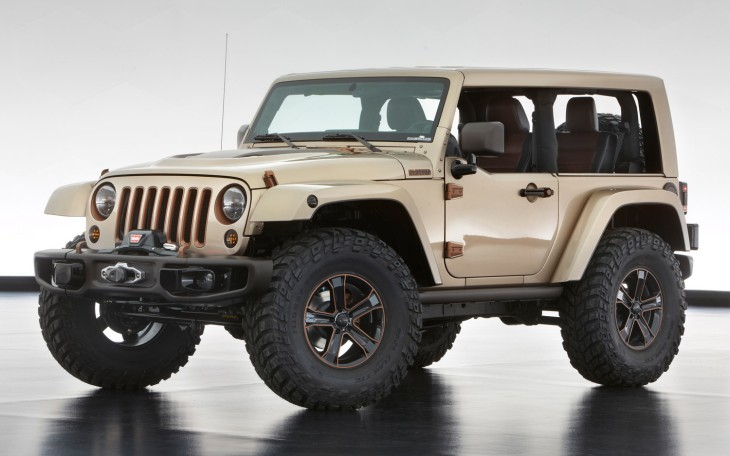 Alfa img - Showing > Next Jeep Wrangler Redesign