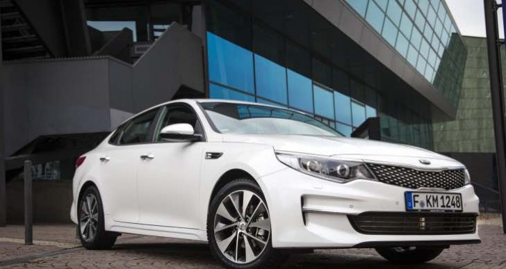 New Kia Optima UK model line-up and pricing