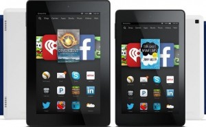 New Kindle Fire HD 6 Vs 7 and Paperwhite tablet review