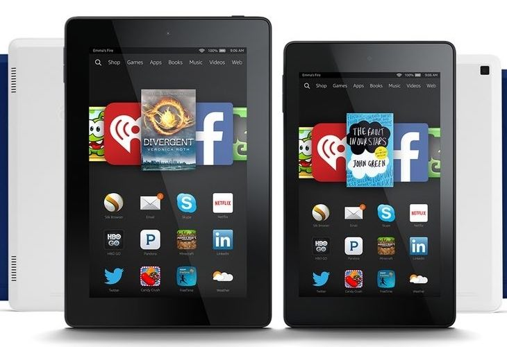 Fire HD 6 vs Fire HD 7