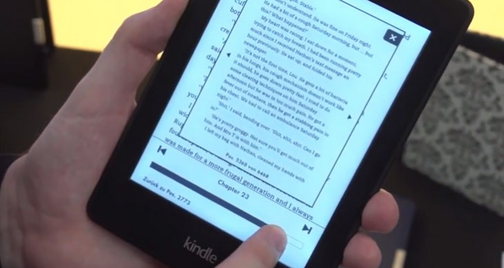 New Kindle Paperwhite hands-on, UK and US release date