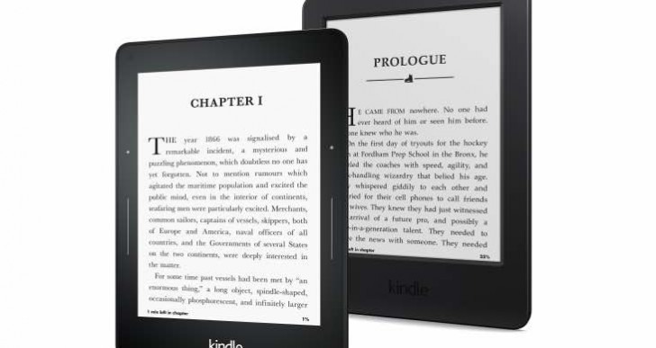 New Kindle e-reader 2016 update for certain models