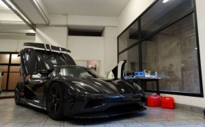 New Koenigsegg to contend world's fastest car title