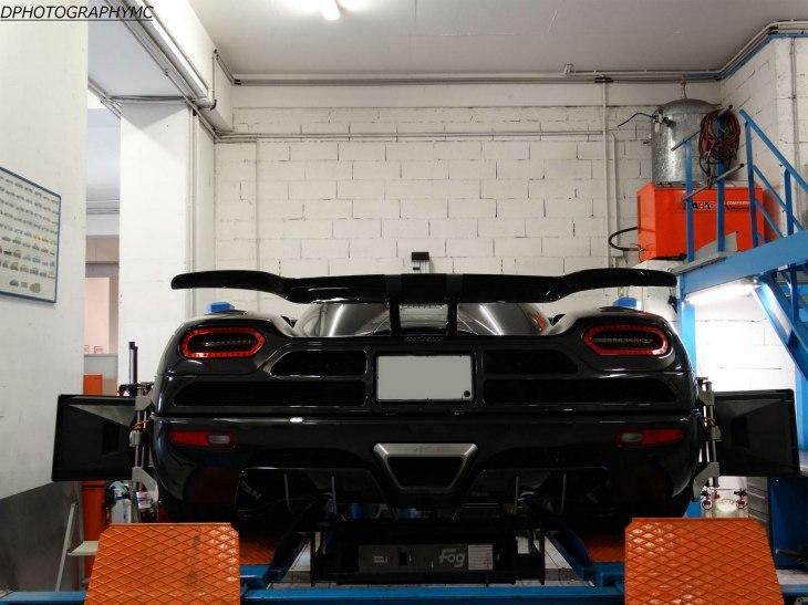 New Koenigsegg