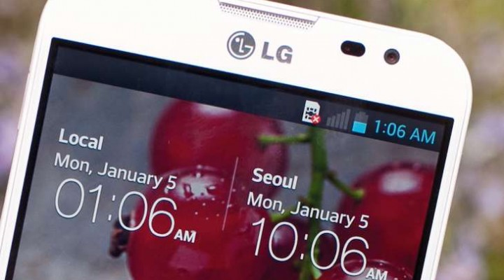 New LG Optimus G Pro tablet possibility for 2013
