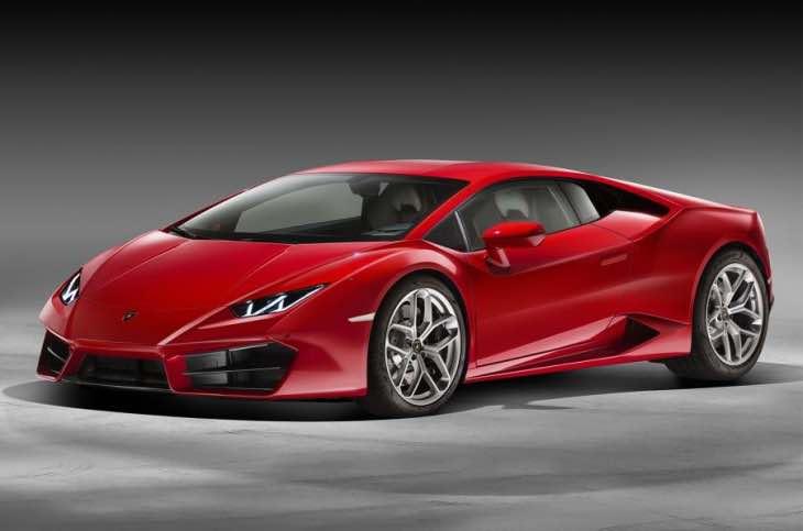 New Lamborghini Huracan variants