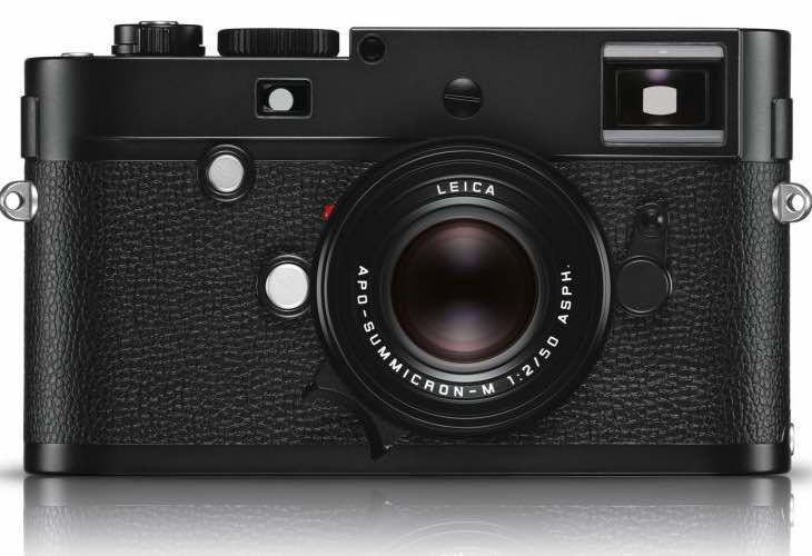 New Leica M Monochrom camera enhancements