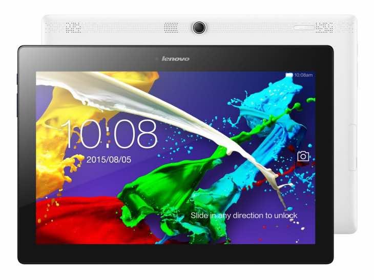 New Lenovo Tab 2 A10 price