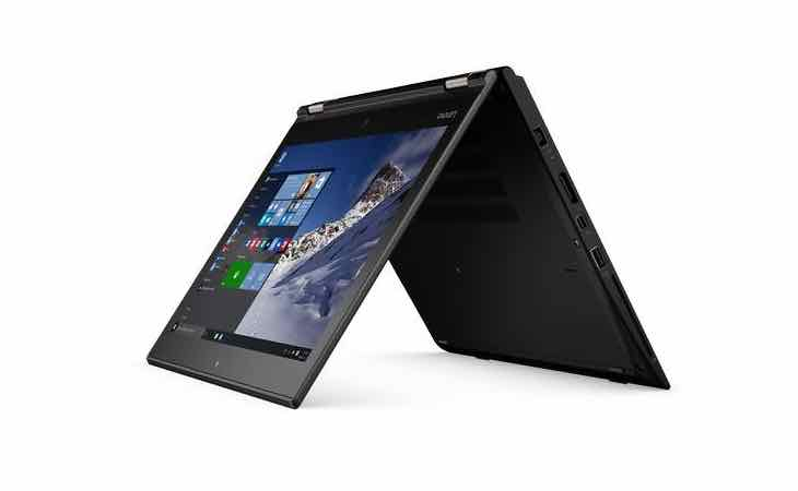 New Lenovo laptops for 2015 and 2016