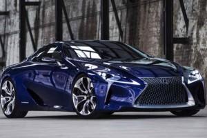 New Lexus LFA release