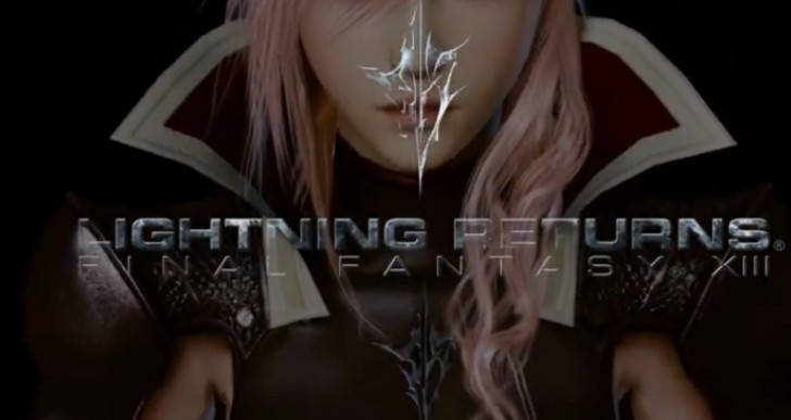 New Lightning Returns: Final Fantasy XIII trailer released