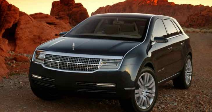 New Lincoln Aviator release rumors for June 2015