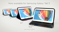 New Logitech cases for Samsung Galaxy Tab