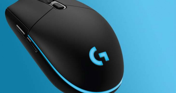 New Logitech G Pro gaming mouse entices E-Sports players