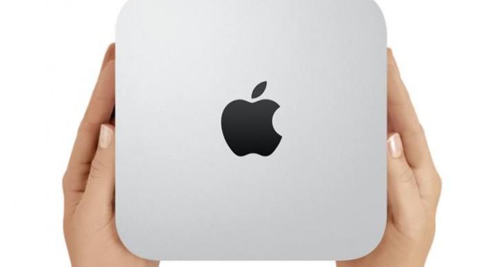 New Mac mini update specs removes quad-core