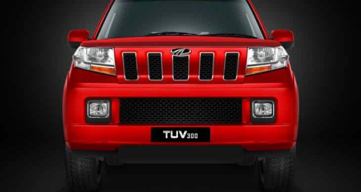 New Mahindra TUV300 models, comparison of options