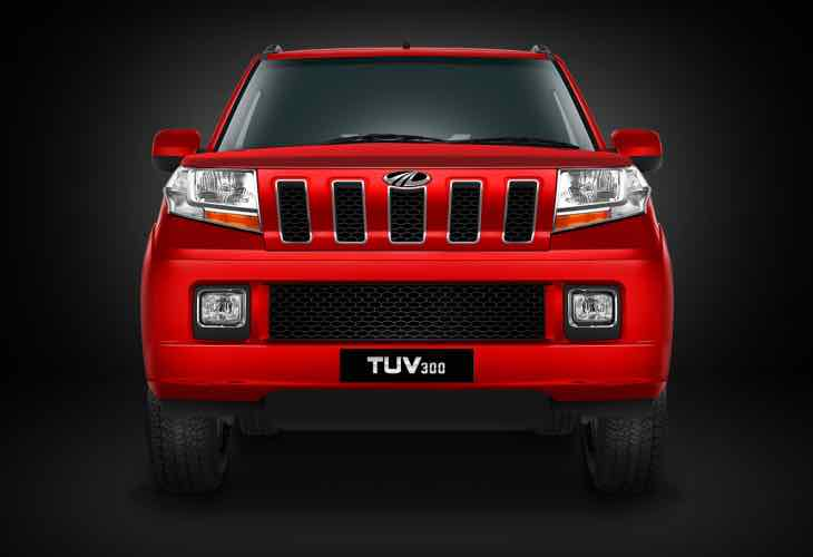 New Mahindra TUV300 models