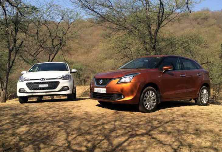 New Maruti Suzuki Baleno reviews