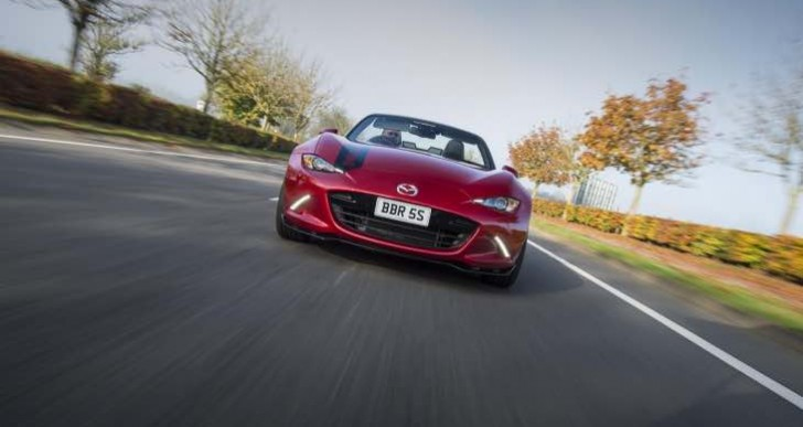 New Mazda MX-5 BBR engine, chassis tuning options
