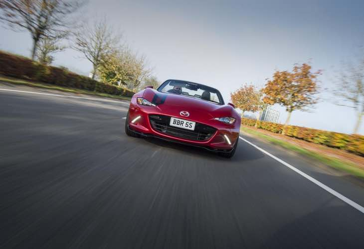New Mazda MX-5 BBR engine and chassis tuning