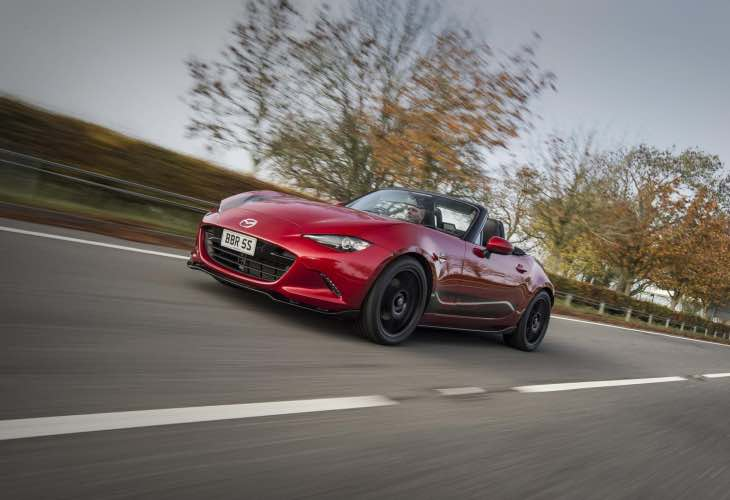 New Mazda MX-5 BBR