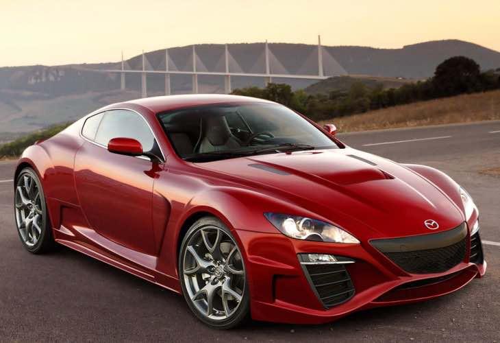 New Mazda RX-7 release