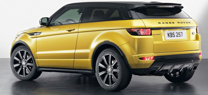 New Mercedes GLA vs. Range Rover Evoque in 2014 2