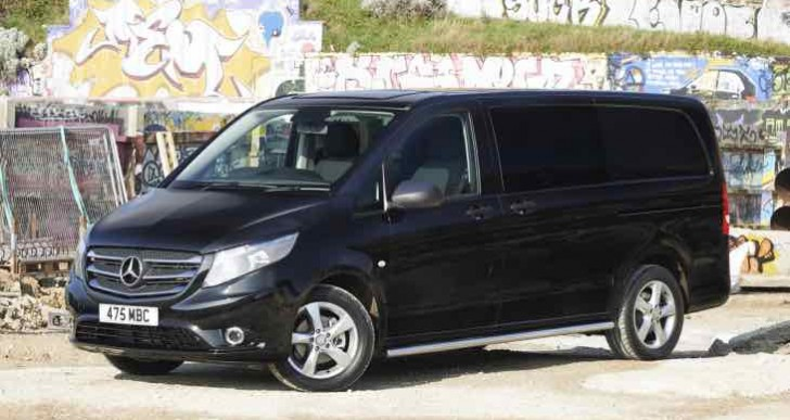 New Mercedes Vito Sport price list, not Sport-X