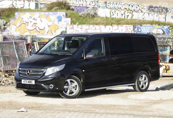 New Mercedes Vito Sport price list