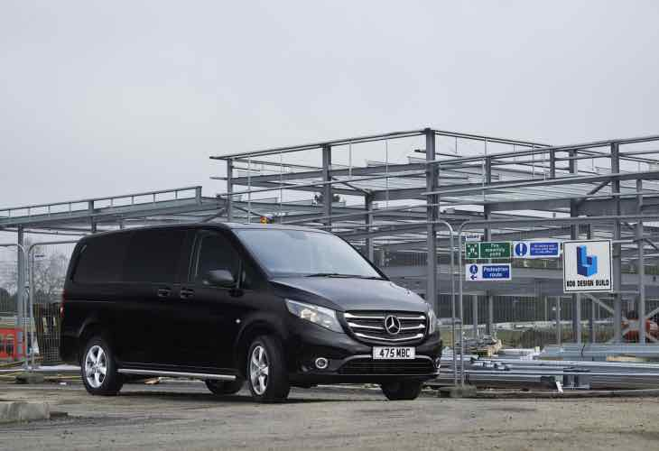 New Mercedes Vito Sport released