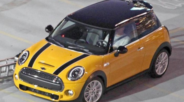 All-new Mini Cooper engines for 2014, price still eludes