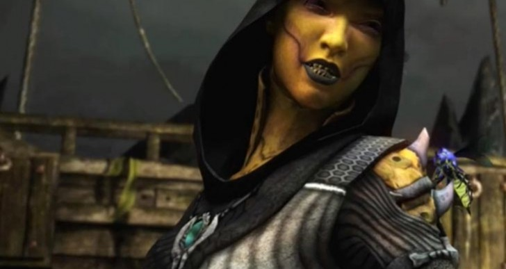 Mortal Kombat X character names by E3 trailer