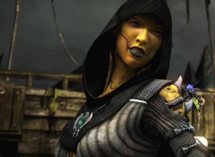 Mortal Kombat X Character Names By E3 Trailer Product