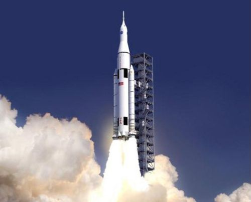 New NASA space rocket to take people to mars in 20 years ...