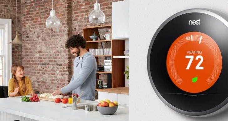 3rd Generation Nest Learning Thermostat 1Y0158 review positivity
