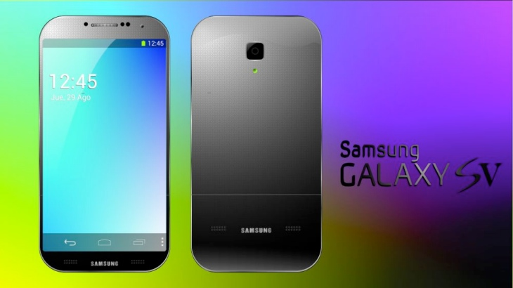 Yet another Samsung Galaxy S5 concept to add to the ever growing list.
