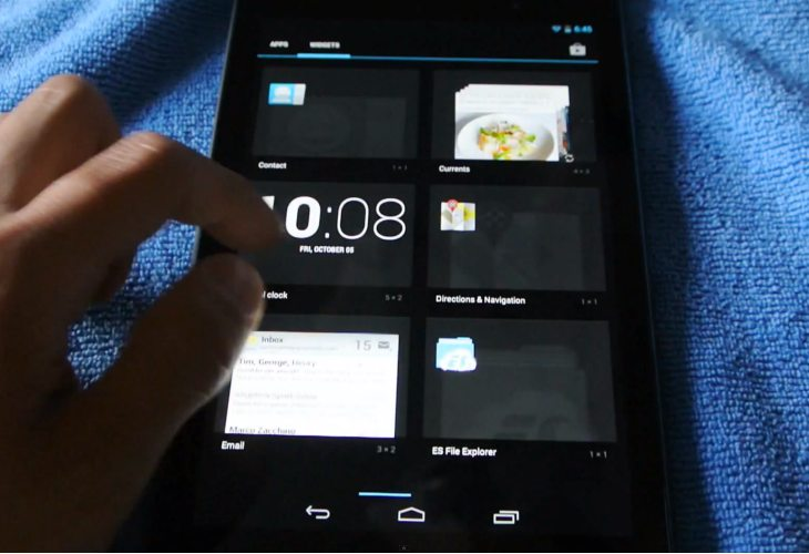 New Nexus 7 anticipated today, pre-order and unboxing video