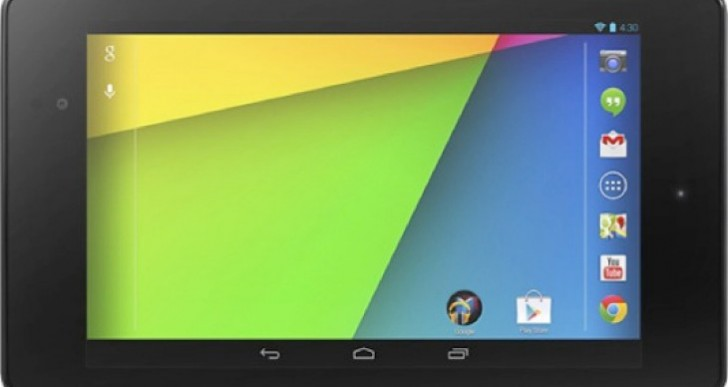 New Nexus 7 performance endurance with Android 4.3