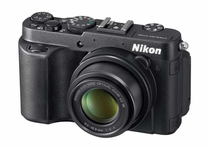 New Nikon Coolpix cameras showcased