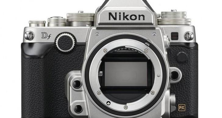 New Nikon Df D-SLR camera targets balance