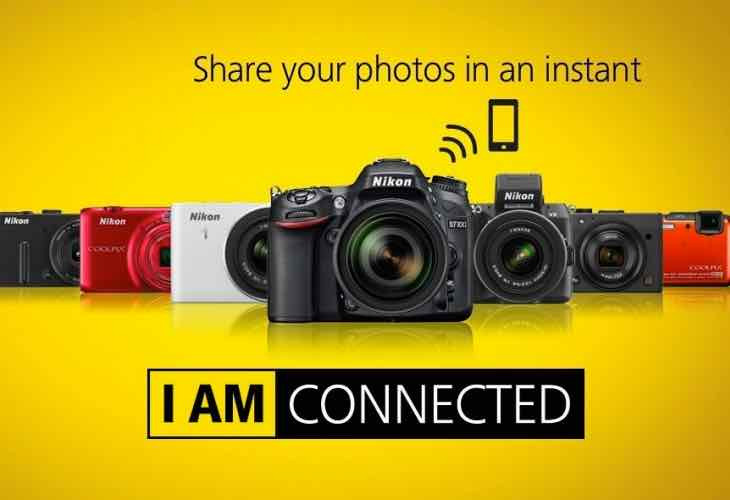 New Nikon iOS app features