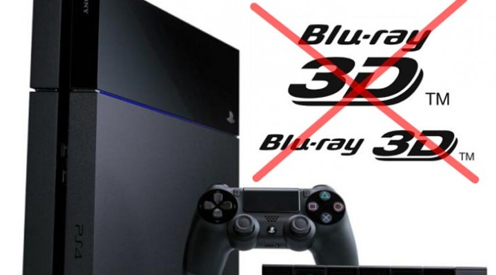 New PS4 update stupidity with 3D Blu-ray, gaming chairs