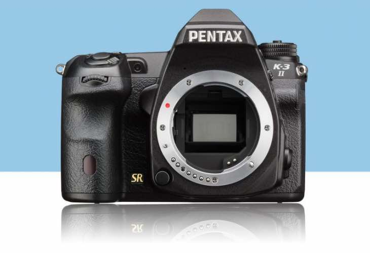 New Pentax K-3 II camera features