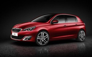 New Peugeot 308 SW, 108 and more at GMS 2014