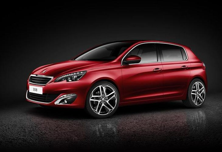 New Peugeot 308 SW and more at GMS 2014