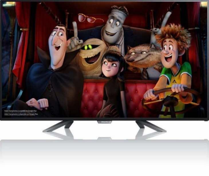 New Philips 4K Google Cast TV models