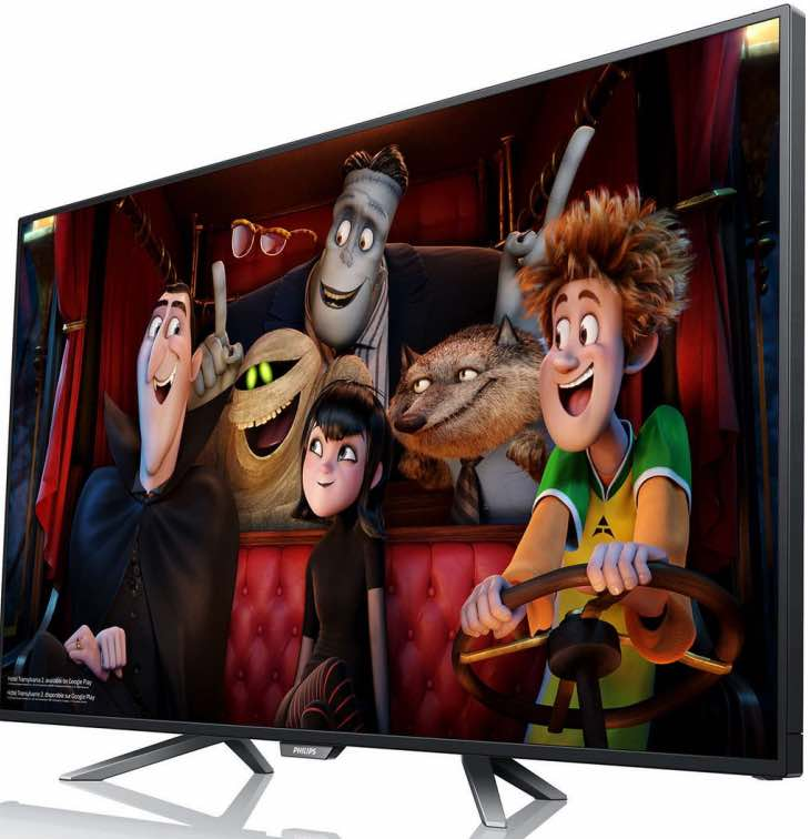 New Philips 4K Google Cast TV price
